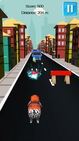 android Paw Puppy City Run Patrol Screenshot 1