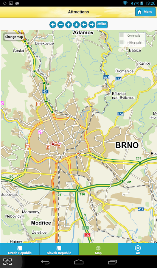 South Moravia & Trnava Region - Android Apps on Google Play