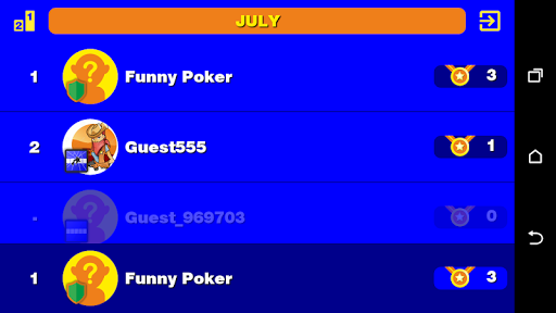 Video Poker with Double Up  screenshots 6