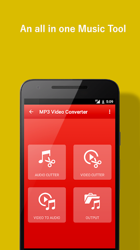 Video to MP3 Converter 1.0.6 Screenshots 1