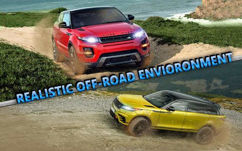 Offroad Hill Climb SUV Drive: Convertible Rover - náhled
