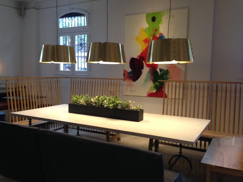 Casa FOA 2016: Cafetería Wine Bar Trapiche Reserva - Grace Devecyan
