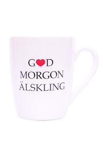 Mugg - God morgon älskling