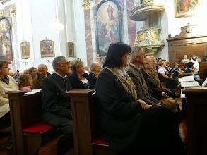 Photo: Unsere Landwirtinnen und Landwirte. Einige sind auch beim Erntedankfest in der Klosterkirche.
