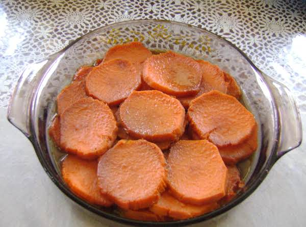 114 Candied Sweet Potatoes