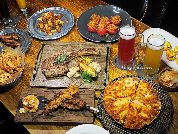 金色三麥(誠品酒窖店):使用「在地鮮」台灣食材,究好豬、番茄方舟等八道全新創意料理