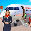 US Airplane Flight Pilot Simulator: American Plane icon