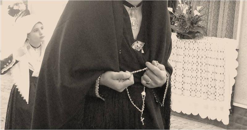 Preghiera in processione... di danca1