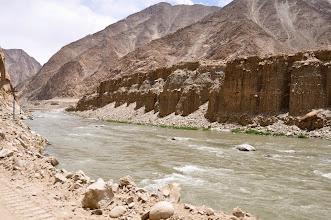 Photo: De Leh à Korzok (Vallée de l'Indus)