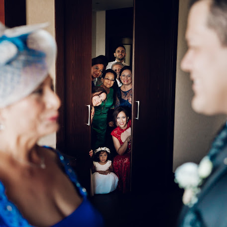 Fotógrafo de bodas Patricio L Sillero (dobleluz). Foto del 05.06.2017