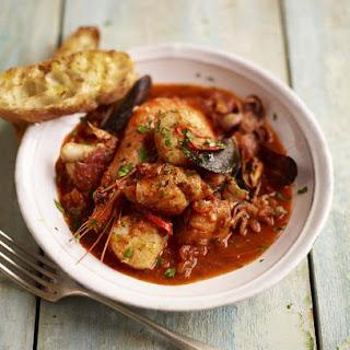 Fish Stew (cacciucco).