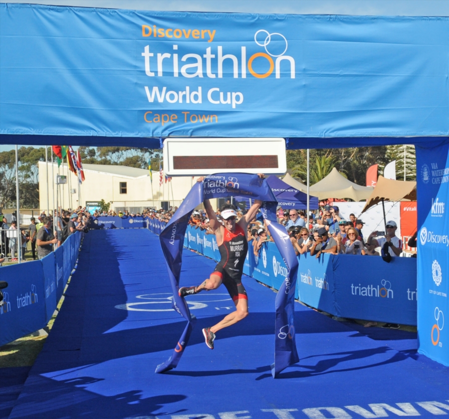 Richard Murray withdraws from Olympic men's triathlon to focus on relay