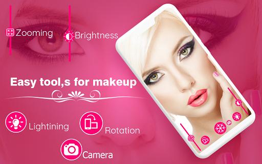 Makeup Mirror free app screenshot 5