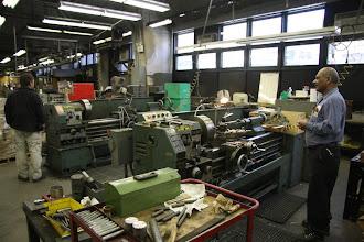 Photo: Machine Shop