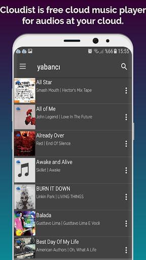 Baixar Cloudist - Free Cloud Music Player para Android no Baixe Fácil!