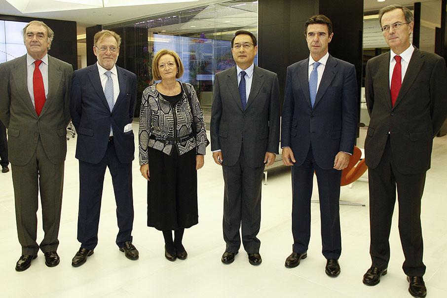 Dircom Mesa institucional Foro comunicacion España- China