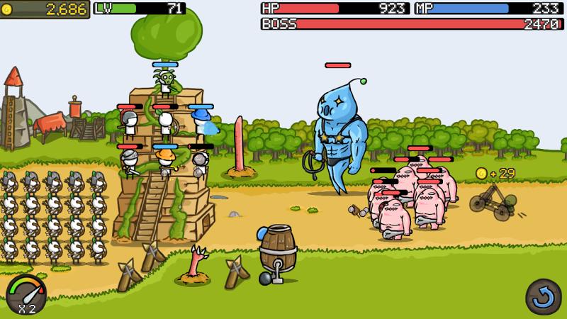 Grow Castle Screenshot 5