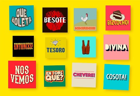 Colombiano App | Stickers y Calcomanías Screenshot
