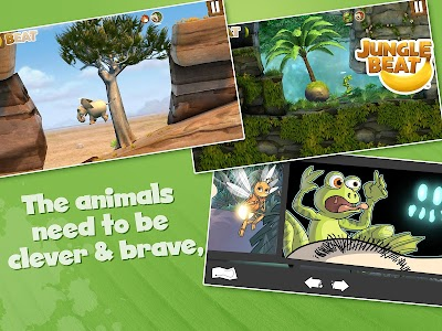 Jungle Beat screenshot 12