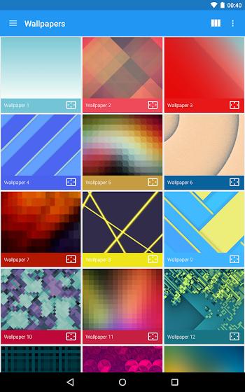 Rewun - Icon Pack - screenshot