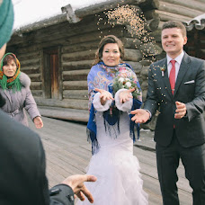 Wedding photographer Anastasiya Grechanaya (whoisjacki). Photo of 02.03.2018