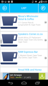 Cape Town City Guide screenshot 2
