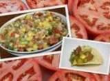 Tomato And Avocado Salsa Recipe