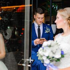 Wedding photographer Ulyana Momot (uliana1). Photo of 19.10.2017