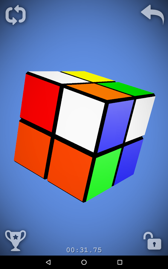 magic cube puzzle 3d android apps on google play. Black Bedroom Furniture Sets. Home Design Ideas