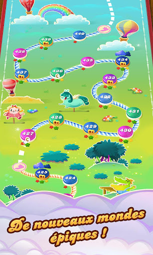Candy Crush Saga  captures d'écran 4
