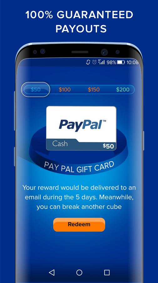 free cash make money app screenshot