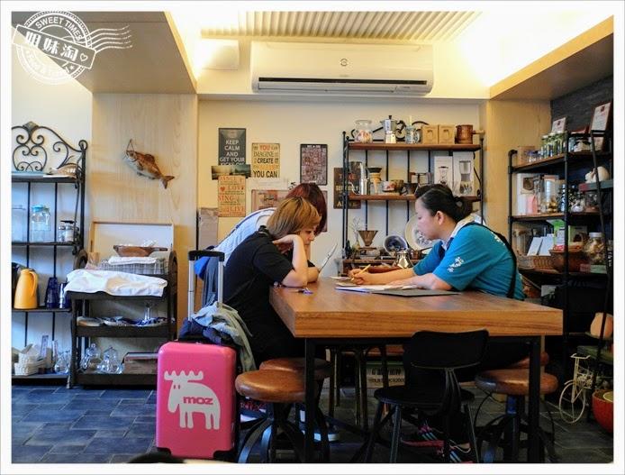 秘密海咖啡民宿