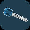 Sliding Social icon