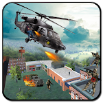 Helicopter City War Offline Icon