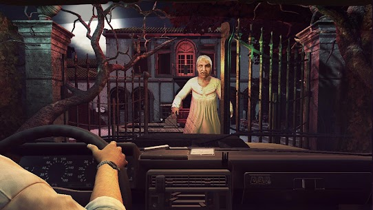 Granny Ghost : Scary Horror Game 5