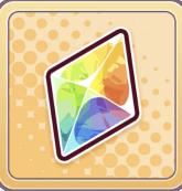 虹の解放結晶