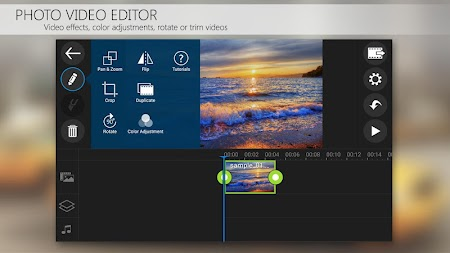 PowerDirector Video Editor App, Best Video Maker APK screenshot thumbnail 3