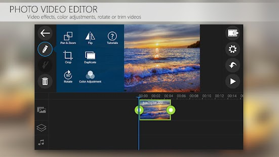 PowerDirector Video Editor App Screenshot