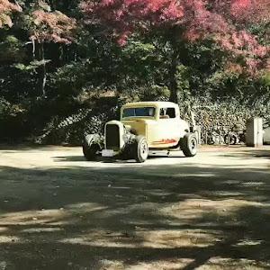 モデルB  1932年式 デュースクーペのカスタム事例画像 コウイチロー@KamikazeSpeedRodさんの2018年11月17日21:15の投稿