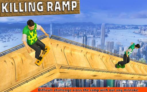 Mega Ramp VS Hoverboard 1.0.2 screenshots 2