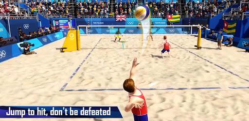 Volleyball Ace Pro 3D - Beach Volleyball Champion captures d'écran