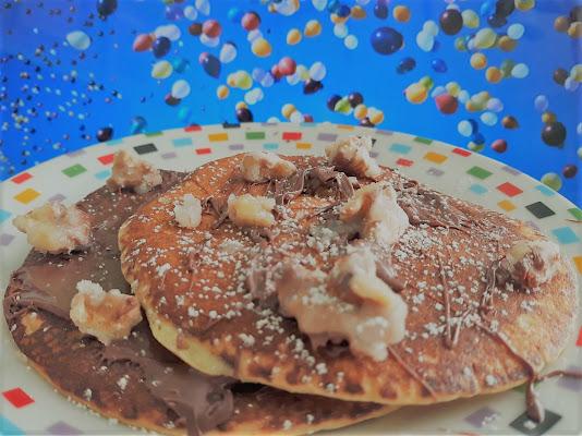 Sweet pancakes di cristal