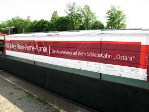 Photo: 100 Jahre Rhein-Herne-Kanal (Ostara)