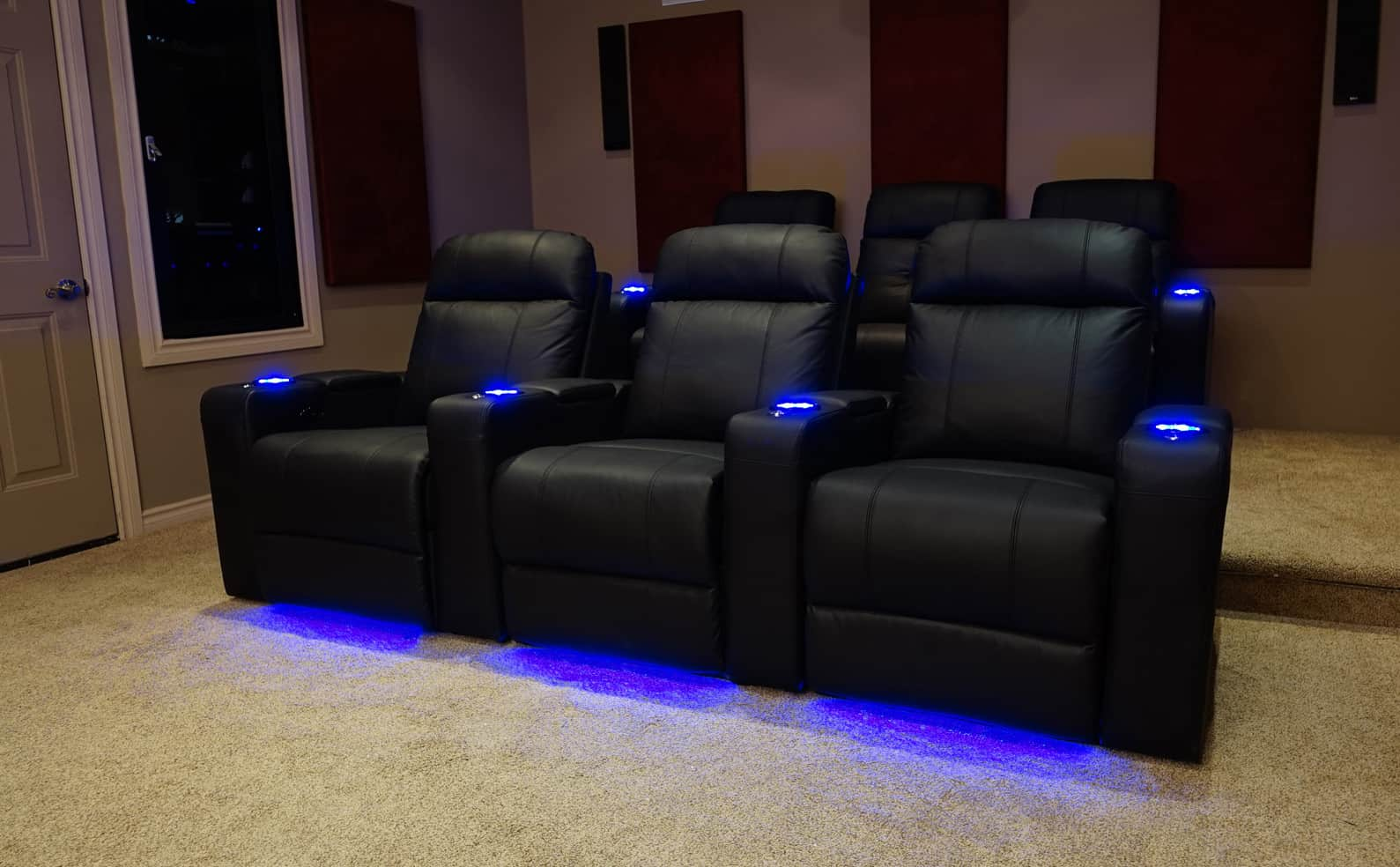 Home theater seating guide | how to buy home theater seating online