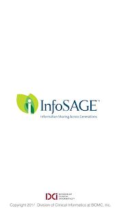 InfoSAGE - náhled
