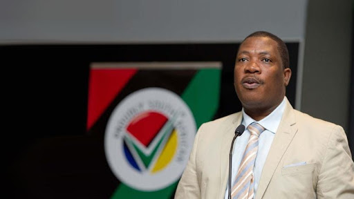 Gauteng education MEC Panyaza Lesufi.