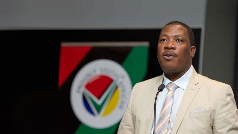 Gauteng education MEC Panyaza Lesufi remains defiant.