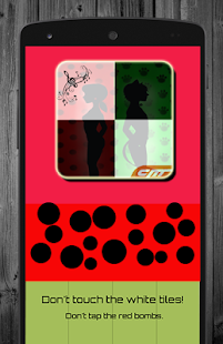 Piano Tiles for Miraculous ladybug - náhled