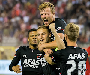 L'AZ Alkmaar tente le tout pour le tout mais échoue