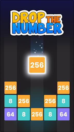 Drop & Merge: Number Puzzle 2048 1.1.0.1 screenshots 3
